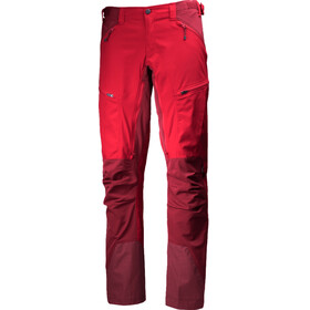 Lundhags Makke Pants Men red/dark red
